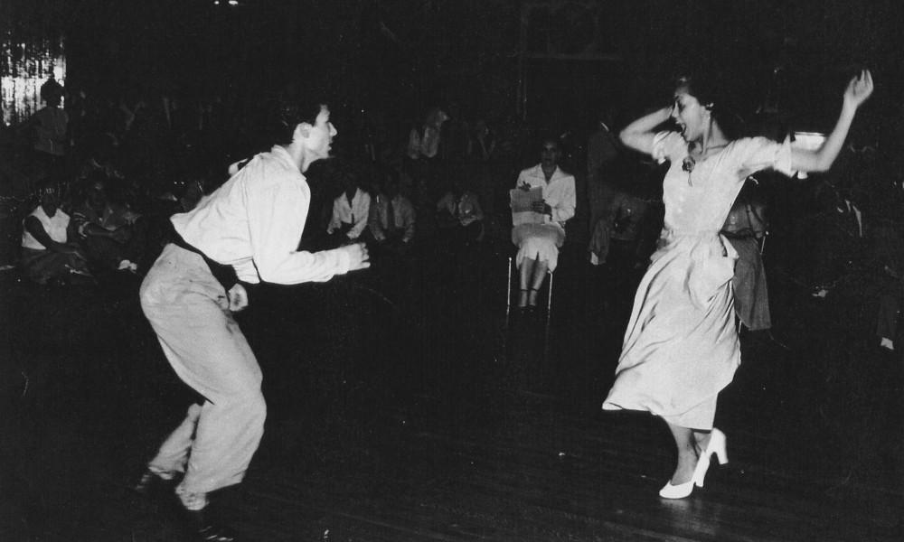 Dancing at New York's Famed Palladium