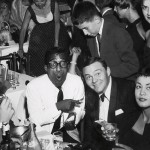 Sammy Davis Jr., Paul Gilbert and Me at The Raleigh Hotel 1957